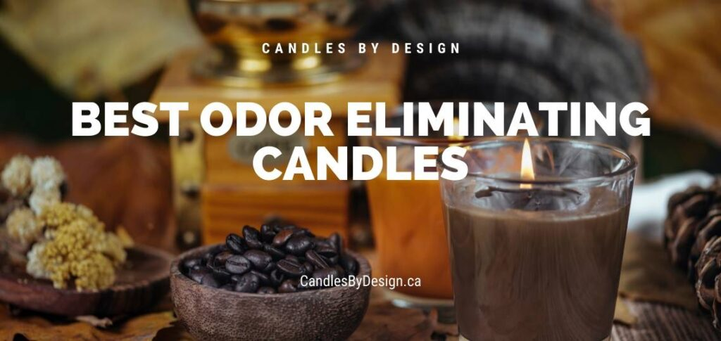 Best Odor Eliminating Candles